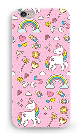 Funda Carcasa Unicornios para Samsung Galaxy S6 Edge Plus ...