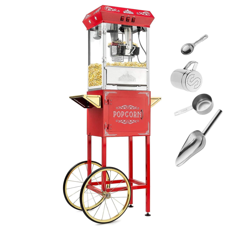 Amazon.com: Olde Midway - máquina de hacer palomitas ...