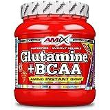 Amix Glutamina+Bcaa 300 Gr Frutas Del Bosque 0.3 300 g