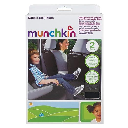 Munchkin Deluxe Kick Mats Auto Rückenlehnenschutz 2er Pack Baby