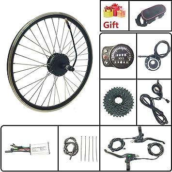 Schuck Kit de conversión de Bicicleta eléctrica de 24 Pulgadas con ...