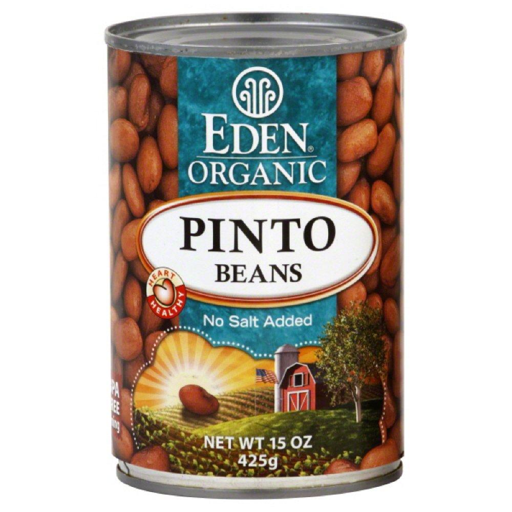 Eden Foods Bean Can Pinto Ns Org by Eden