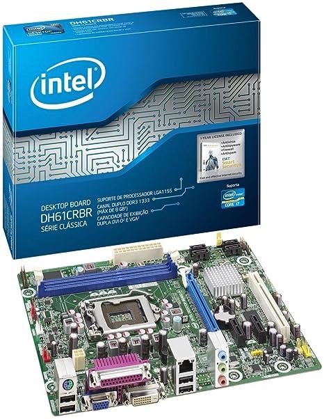 Intel DH61CR - Placa Base (1, 5V, 1066, 1333 MHz, 16 GB, Intel, Core i3, Core i5, Core i7, Socket H2 (LGA 1155))