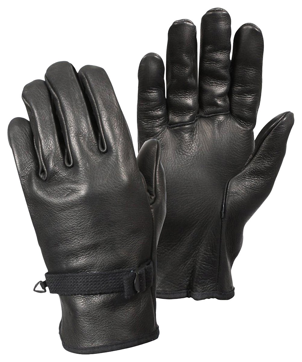 Direct 33832 Rothco Leather D3-A Type Gloves Pro-Motion Distributing