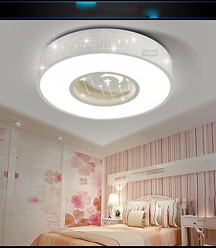 DIDIDD Lámpara de techo para habitación de los niños,60cm ...