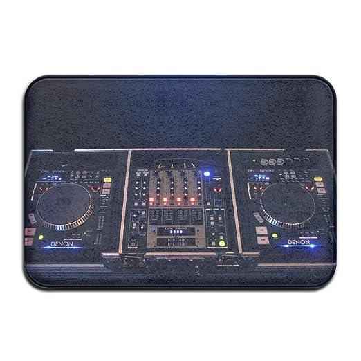 Qbeir Cool DJ Discoteca Tocadiscos Nivel Superior Puerta Mat ...