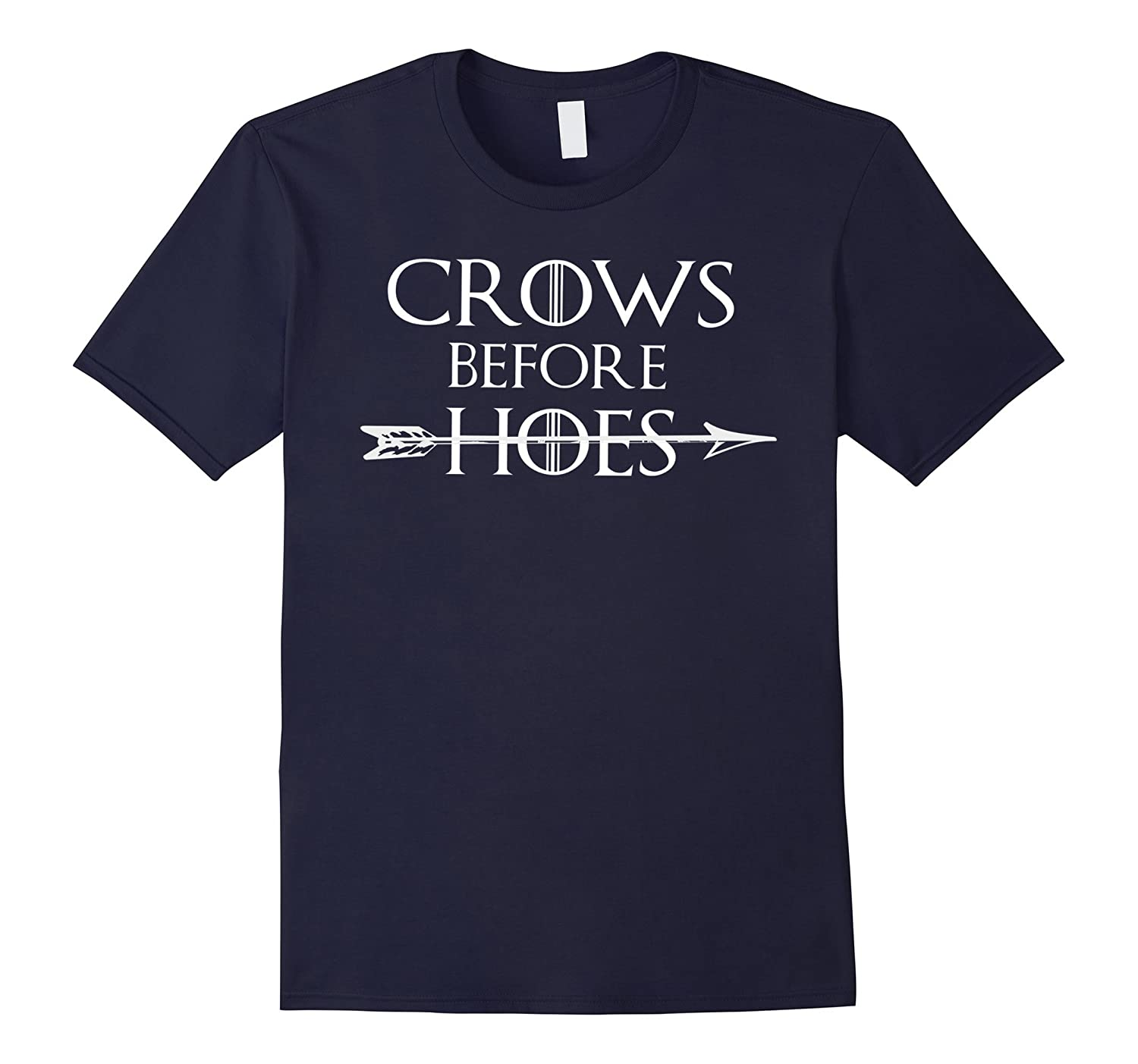 Crows Before Hoes Fandom T-Shirt
