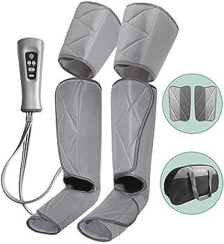 Leg Massager for Circulation - Foot and Calf Massager Air