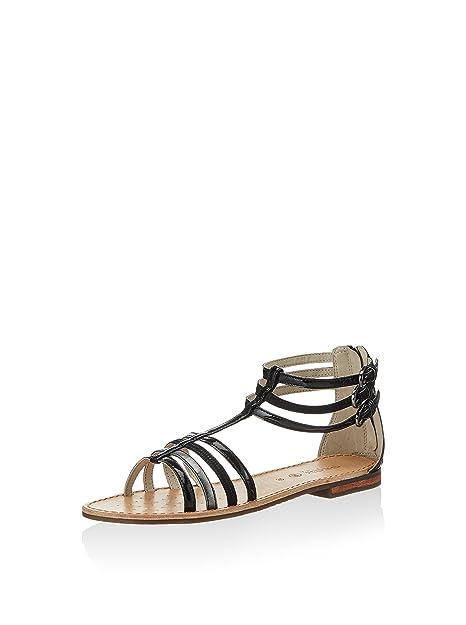 Borse 36Amazon Sozy Nero E Basso D Geox Eu itScarpe Sandalo P8XONZn0kw