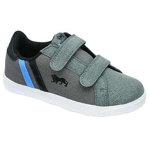 Coburn Londsale-Zapatillas deportivas para hombre con Velcro para niños: Amazon.es: Zapatos y complementos