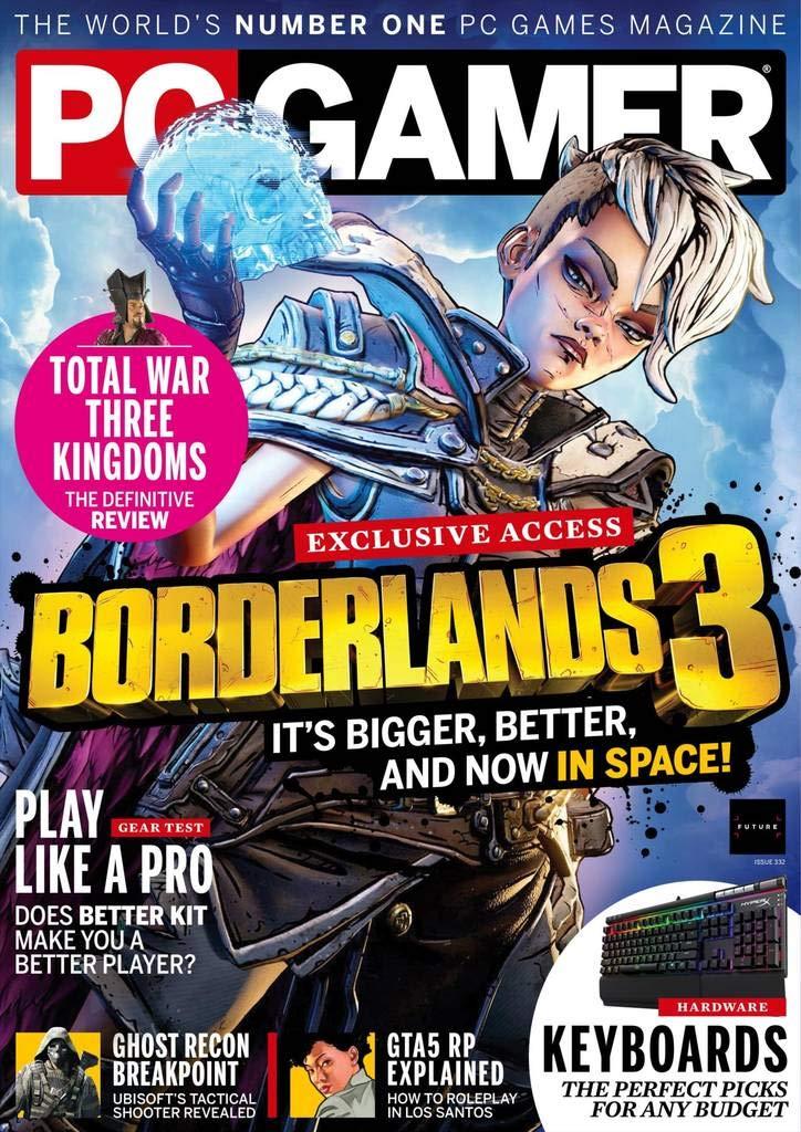pc gamer magazine free download