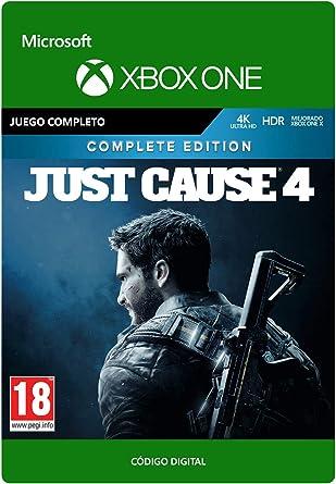 Just Cause 4: Complete Edition | Xbox One/Windows 10 PC - Código ...