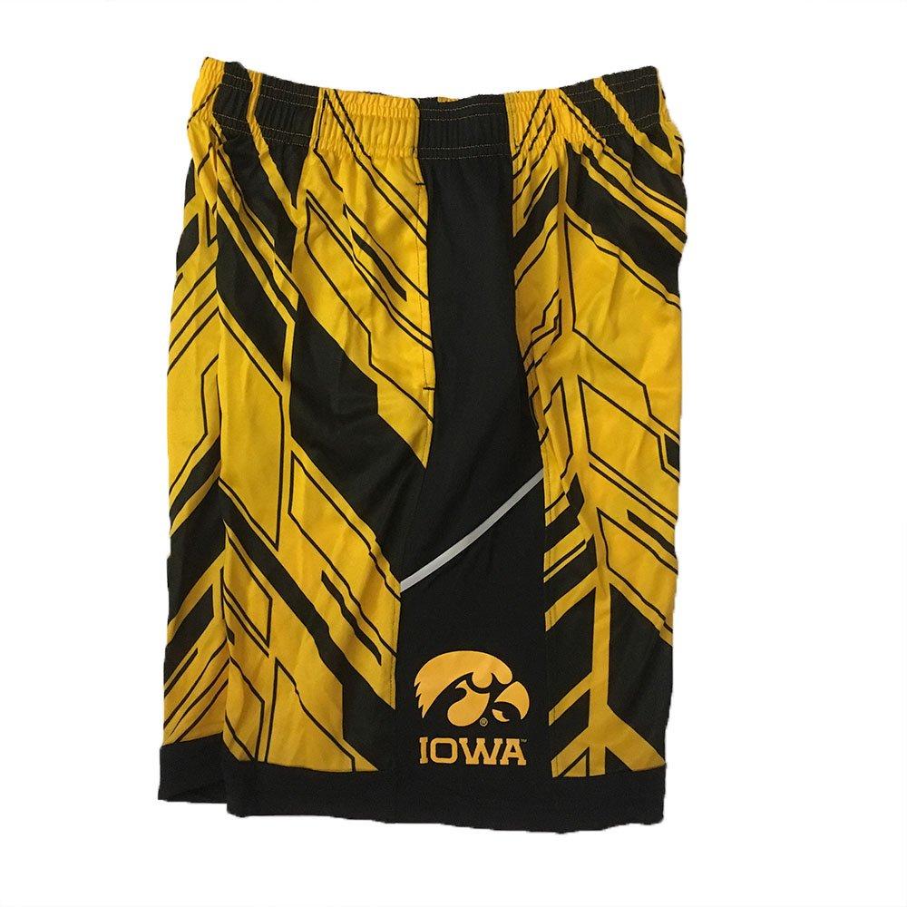 Iowa Hawkeyes Under Armour Youth Doomsday Athletic Shorts