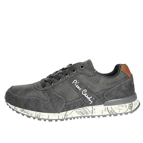 promo code a9f70 ba3df Pierre Cardin PC725 Sneakers Bassa Uomo Grigio 43