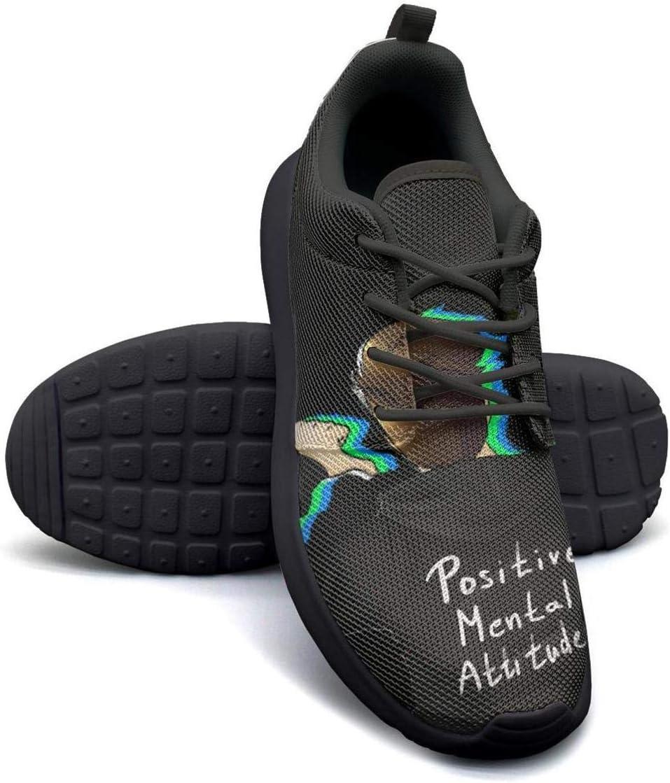 HESN - Zapatillas de Running para Hombre, Suela de Goma, Suela ...