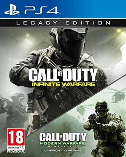 Call of Duty Poster Infinite Warfare NEW Game Xbox PS4 FREE P+P CHOOSE YOUR SIZE