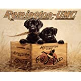 Remington Finder's Keepers Tin Sign 16 x 13in