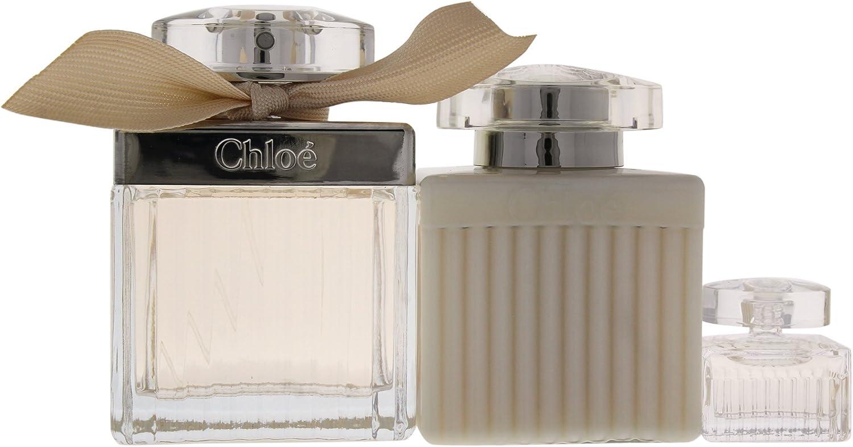 Chloe Fleur de Parfum Set de Regalo - 3 Piezas: Amazon.es: Belleza