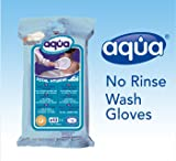 No Rinse Aqua Wash Gloves