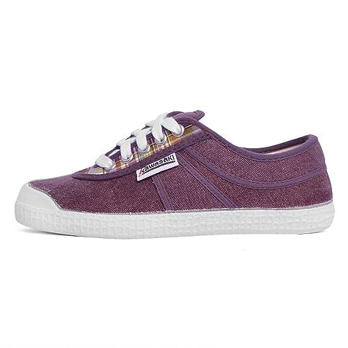 Kawasaki Zapatillas de Lona Para Mujer Violeta Violeta Violeta Size: 38: Amazon.es: Zapatos y complementos