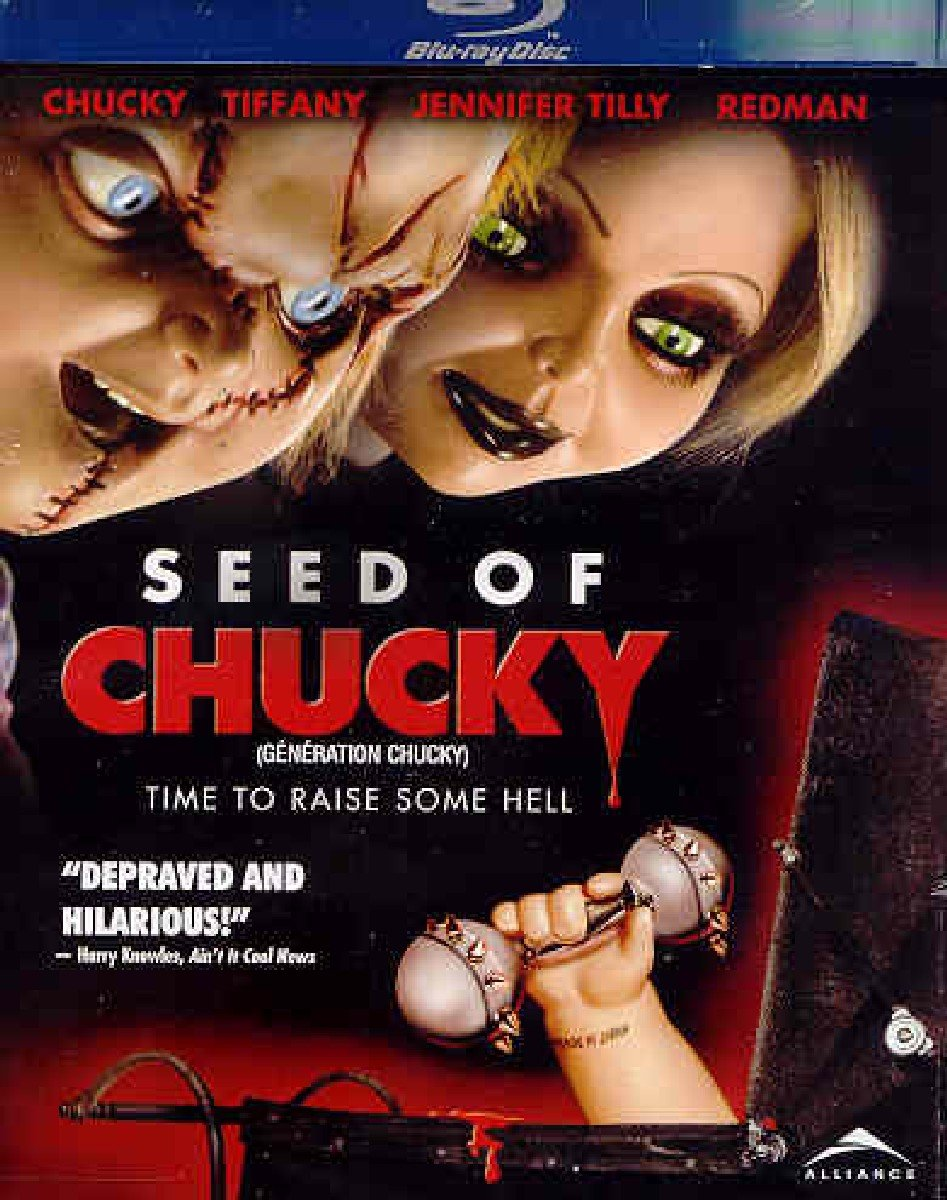 Seed Of Chucky [Reino Unido] [Blu-ray]: Amazon.es: Redman, Billy Boyd, Jennifer Tilly, John Waters, Don Mancini: Cine y Series TV