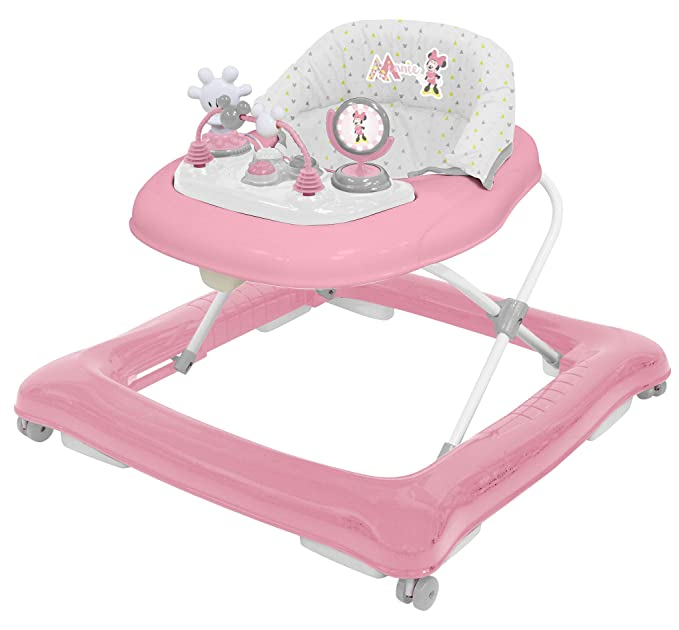 Baby Minnie Geo - Andador disney minnie geo, niñas, color rosa ...