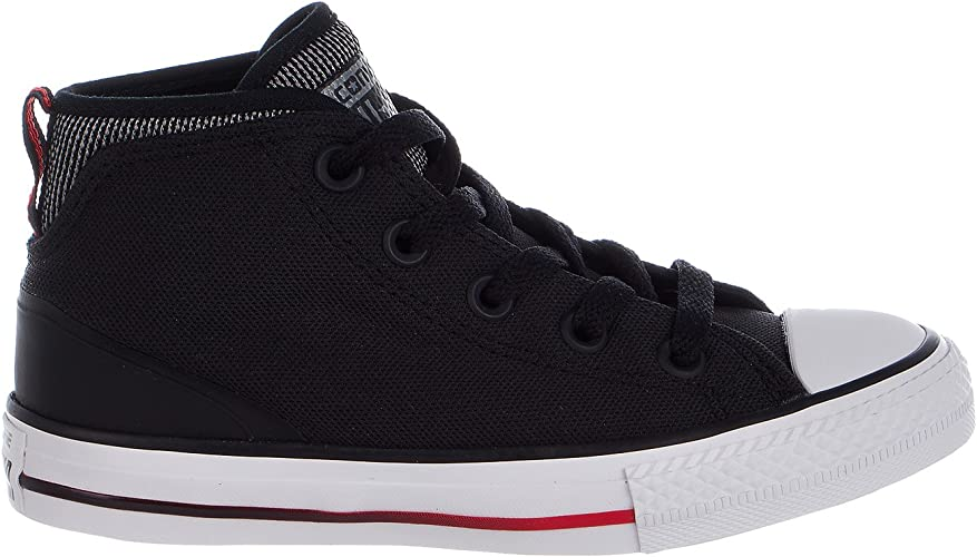 Converse Pre School Chuck Taylor All Star Syde Street Mid Sneaker