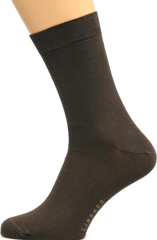 Max Lindner 5 Paar Hochwertige Socken aus Baumwolle f/ür Damen /& Herren Str/ümpfe Markenqualit/ät seit 1921