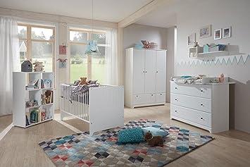 Babyzimmer Kinderzimmer Babymobel Komplett Set Babyausstattung