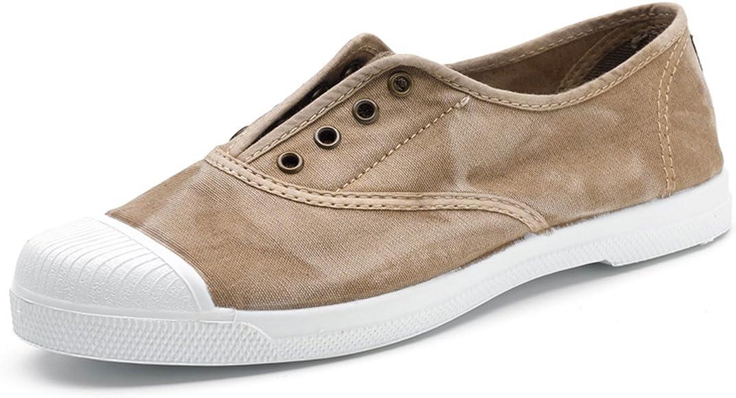 info for 12d85 a675d Natural World Eco – Scarpe Sneakers Vegan per Donna, Trendy, in Tela,  ULTIMO Modello, Disponibili in Vari Colori-Modello 102E