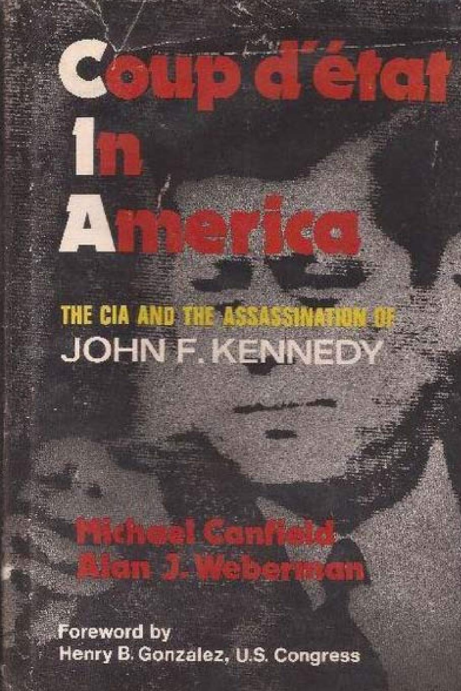 Coup D'Etat In America Volume One: The CIA and the Assassination of John Kennedy (Volume 1) pdf