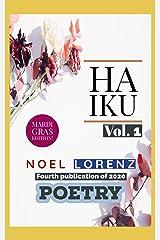 Haiku: Volume 1 (Japanese Poetry) Kindle Edition