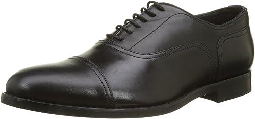 roto Escultura soldadura  Geox Men U Hampstead C Oxfords, Black (Black C9997), 8 UK (42 EU):  Amazon.co.uk: Shoes & Bags