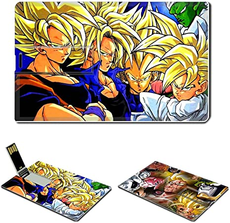 Dragon Ball Characters Kid Goku// Krillin Comic Box