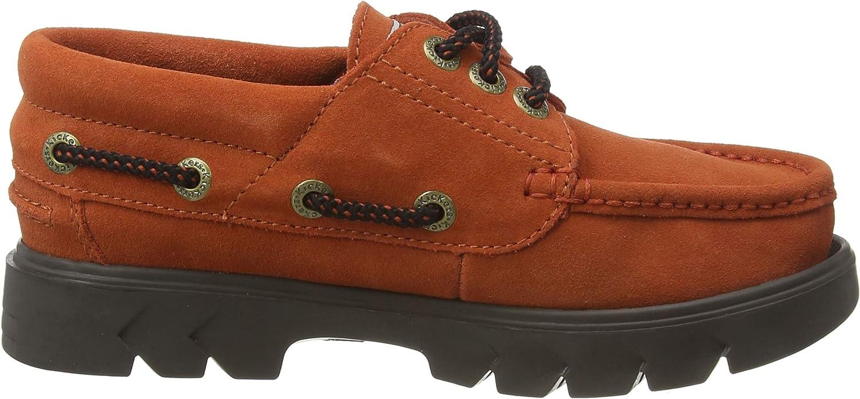 Kickers Unisex Adults/' Lennon Boatshoe Suede Boat Shoes