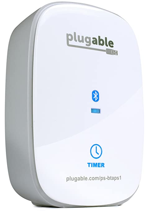 Plugable Bluetooth Controlled AC Power Switch for DIY Home Automation with  Android and Python Open-Source Applications