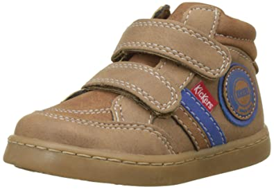 b2fbe32805e231 Kickers Denis, Baskets bébé garçon: Amazon.fr: Chaussures et Sacs