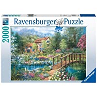 Ravensburger Shades of Summer Puzzle 2000pc,Adult Puzzles