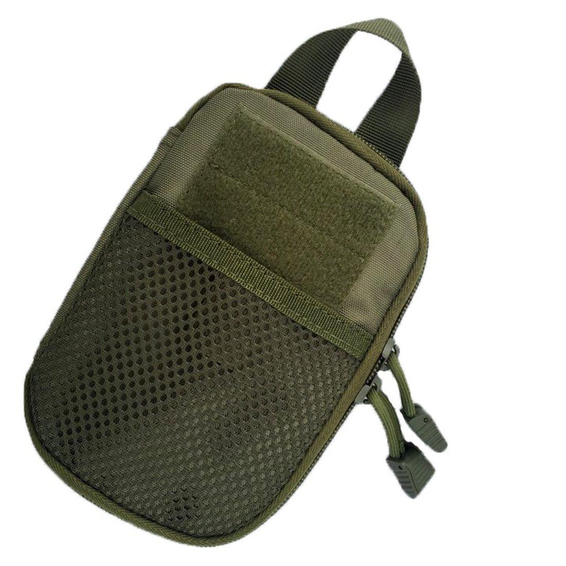 S-MAN 1000d Nylon Tactique Militaire EDC Molle Pouch 14cm Téléphone Sacs