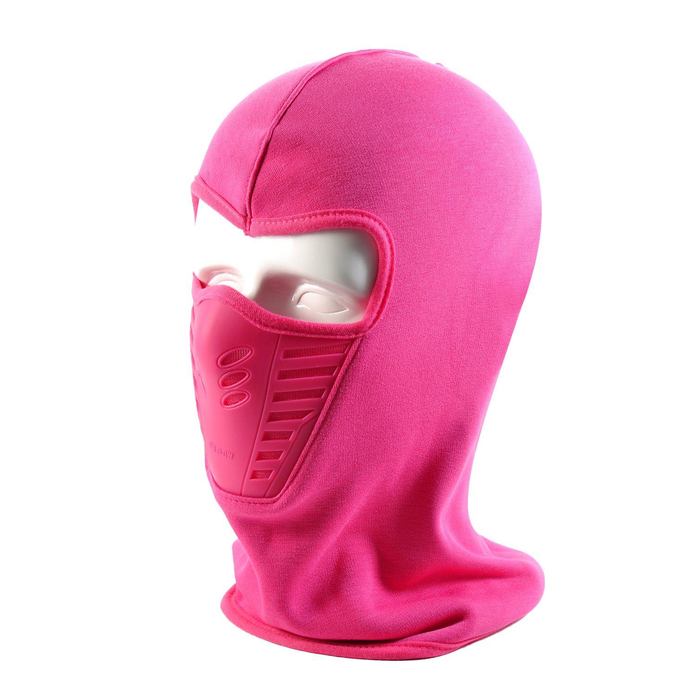 Sturmhaube Kopfhaube Staubschutz Maske für Motorrad Roller Fahrrad Ski