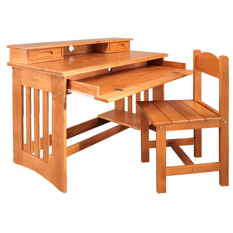 American Furniture Classics - Escritorio de Madera con Acabado de ...