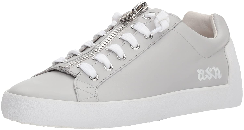 Ash Women's AS-Nirvana Sneaker B073JWYM1Y 38 M EU (8 US)|Pearl/Pearl