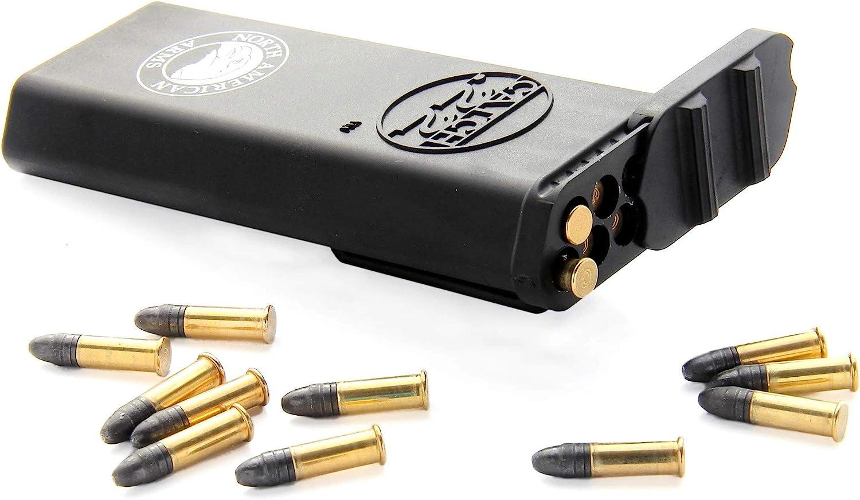 Cartridge Belt Slide for 22 Magnum//17HMR