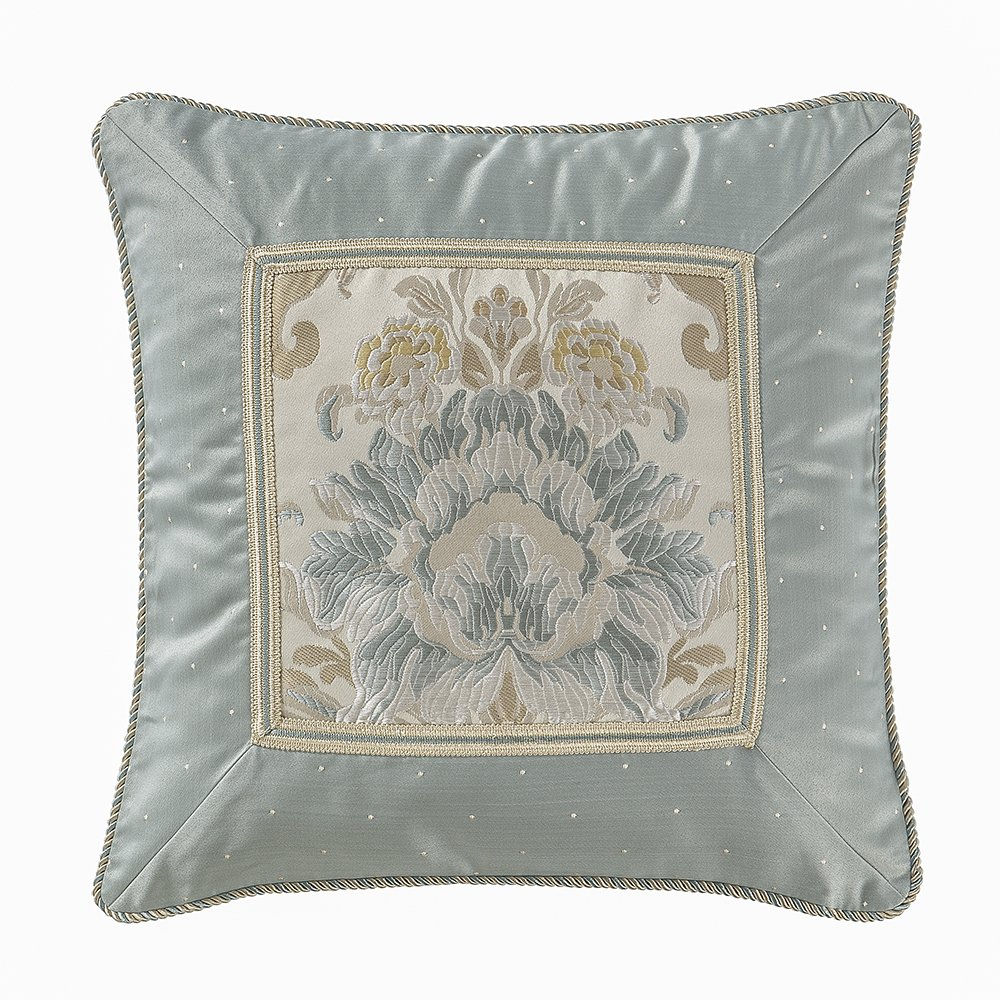 Marquis By Waterford Warren Decorative Pillow, 18'' x 18'', Multicolor by Marquis By Waterford (Image #1)