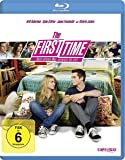 The First Time - Dein erstes Mal vergisst Du nie! [Blu-ray]
