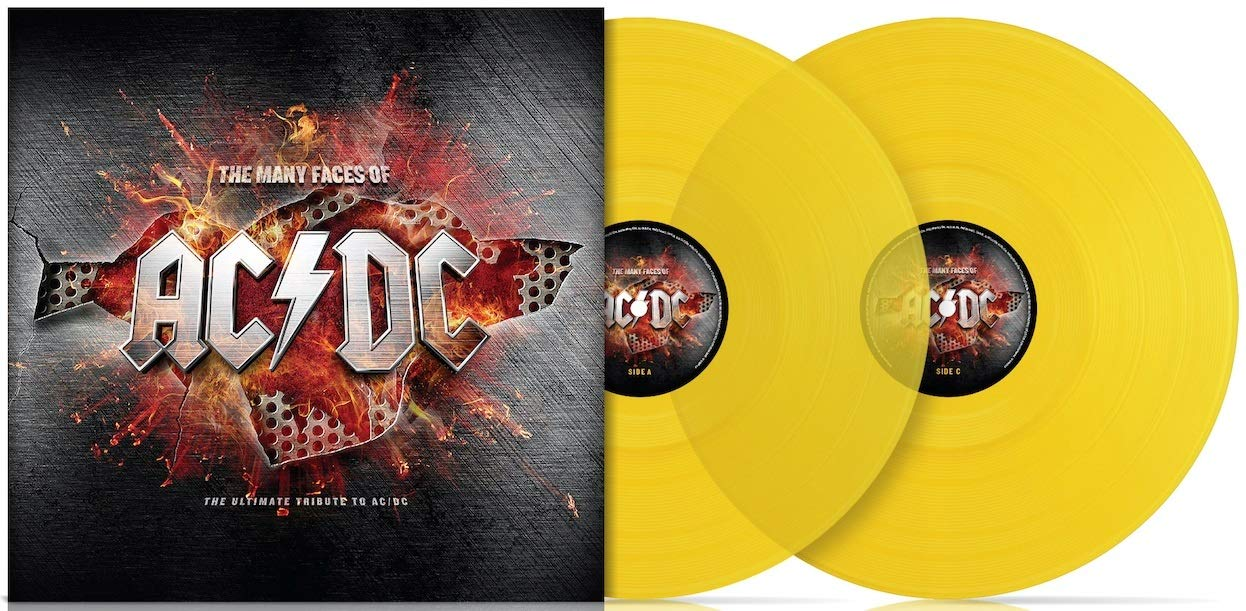 The Many Faces Of Ac/Dc 2lp : Ac/Dc: Amazon.es: Música