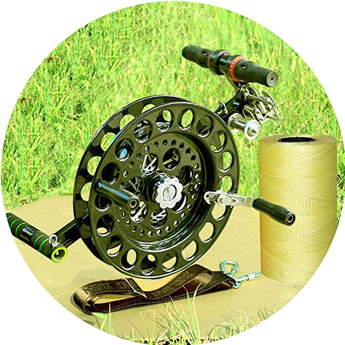 16cm plastic+polyester Kite Line Kite String Line Reel Grip Wheel Handle Toolo
