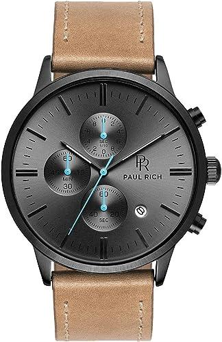 Amazon.com: Argon - Leather: Watches