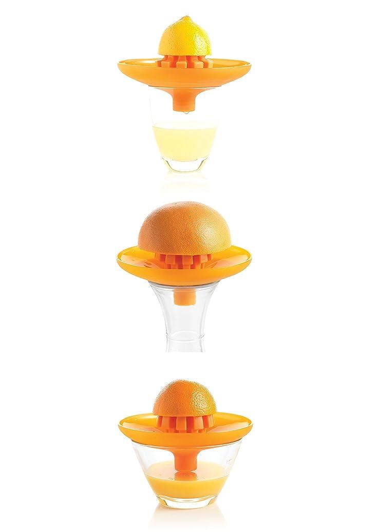 Mastrad F33309 Presse Agrumes ABS/TPR Orange 8,8 cm: Amazon.fr ...