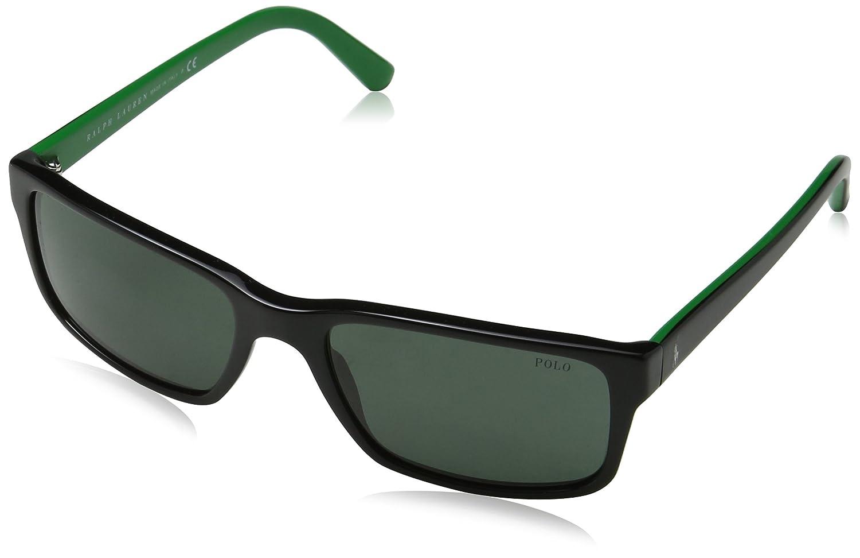 Polo Herren PH 4076 Rechteckig Sonnenbrille